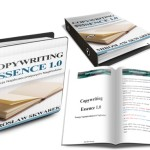 Copywriting Essence jako bonus do kursu Perswazyjny Copywriting